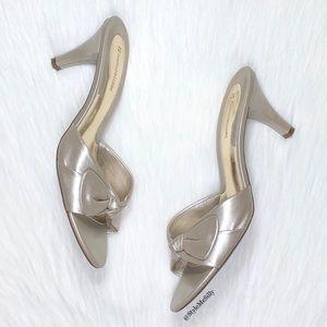 "Naturalizer ""Pardini"" slide heels"